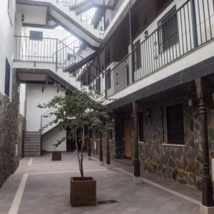 Entrada Balcón del Calar
