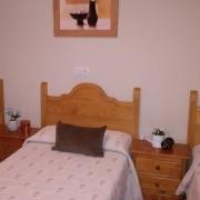 Dormitorio apto doble Ruralguejar