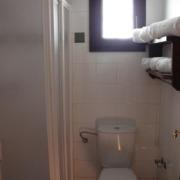Baño casa Zahareña