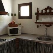 Cocina casa Zahareña
