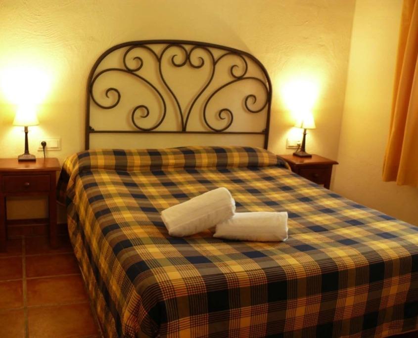 Dormitorio 1 casa Caléndula