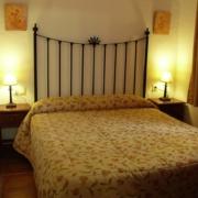 Dormitorio principal casa Zahareña